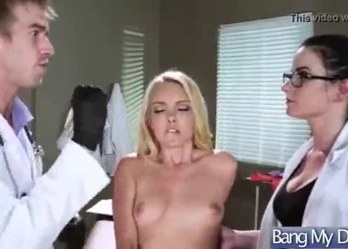 Sex in cabinet with dirty mind doctor and sluty patient (aaliyah veruca) vid-30