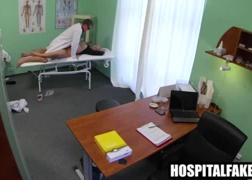 Sexy blonde patient sucks cock and gets fuls sexy squirting blondes injury 720 2
